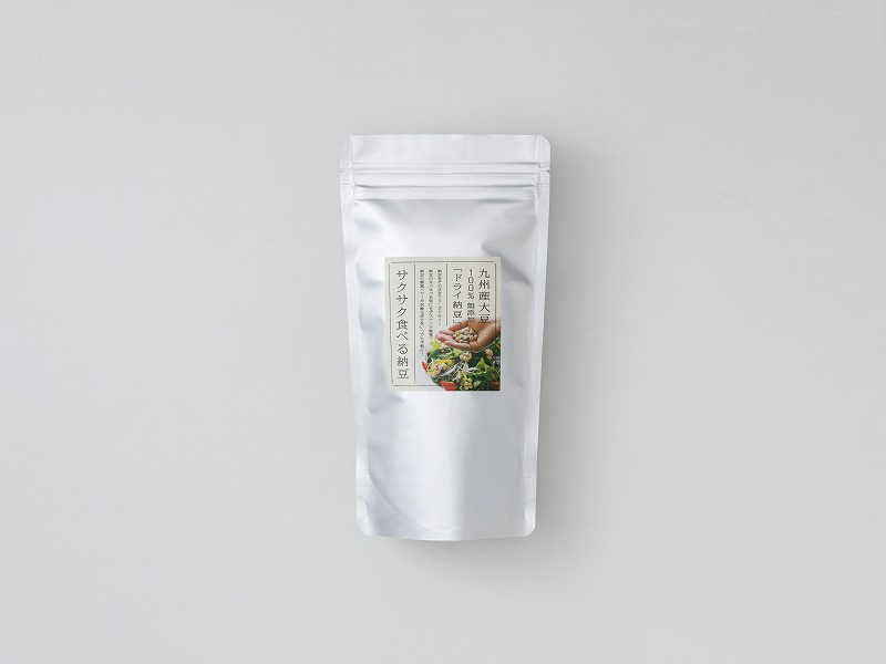 サクサク食べる納豆100g
